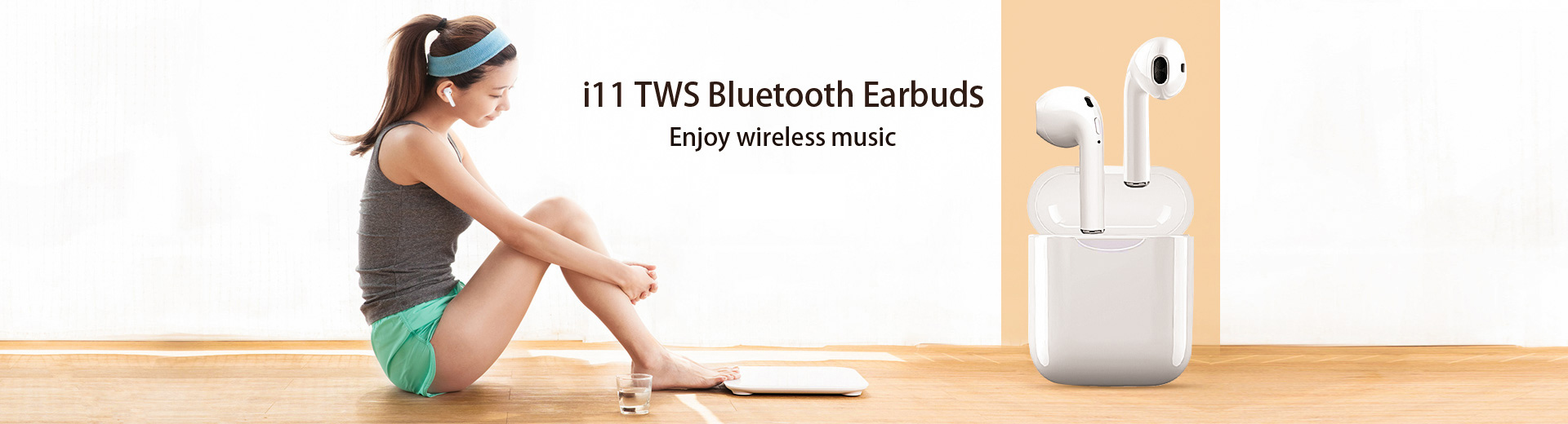 i11 TWS Bluetooth 5.0 Earbuds