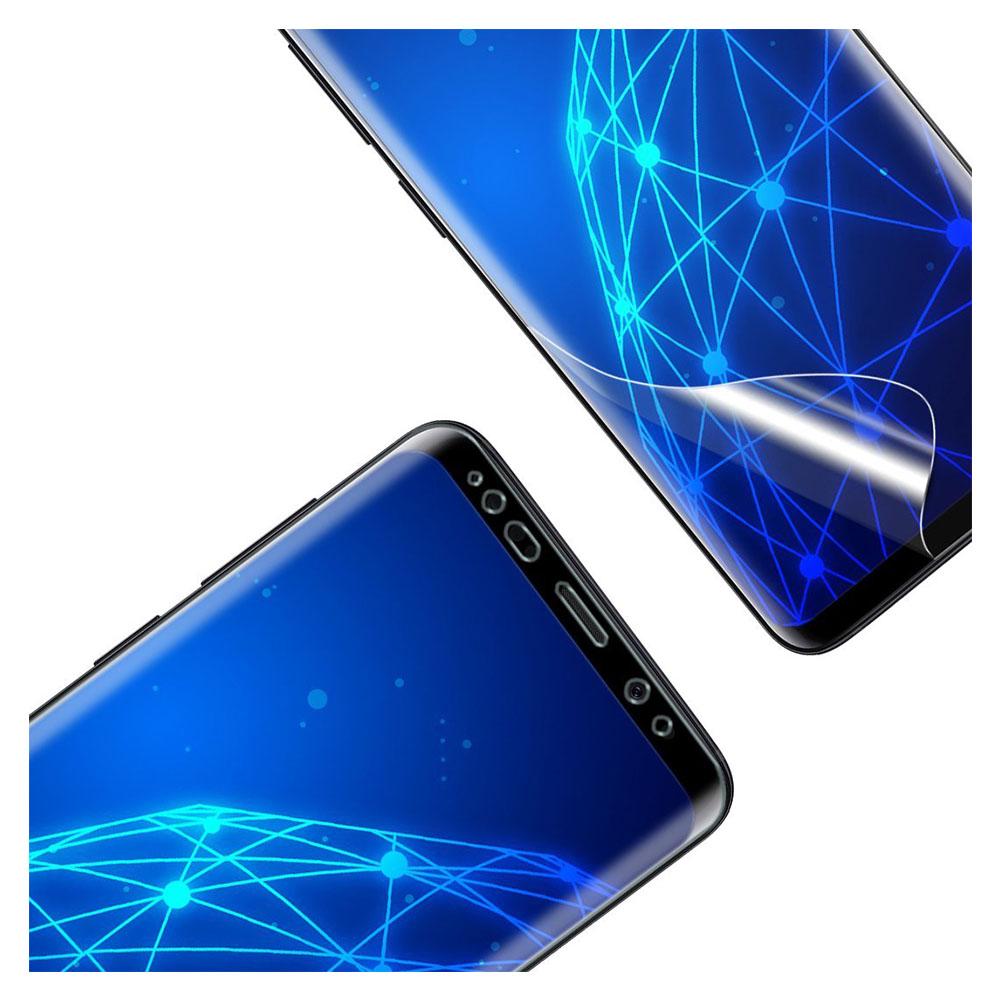 Samsung S9 Plus Full Coverage Screen Protector Soft TPU Anti-Scratch Protective Film