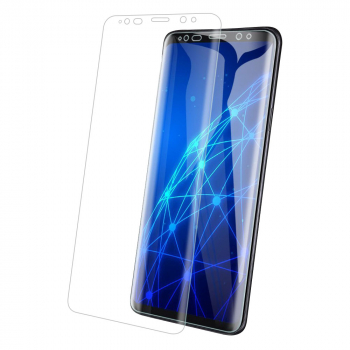 Samsung S9 Plus Full Coverage Screen Protector Soft TPU Anti-Scratch Protective Film