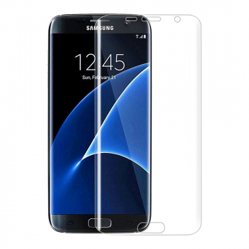 Ultra Thin Full Coverage Soft Flexible TPU Screen Protector Film for Samsung S7 Edge