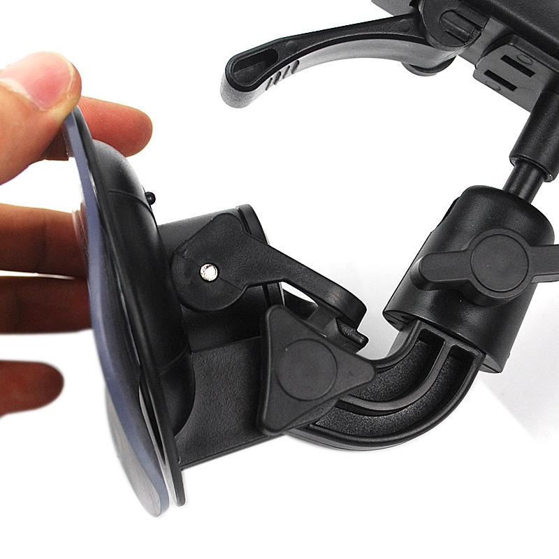 Adjustable 360 Degree Rotation Universal Car Holder for Pad, GPS, Ebook