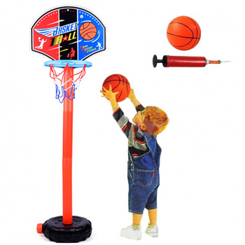 Kids Mini Basketball Indoor Play Net Hoop Set Sport Toy Game