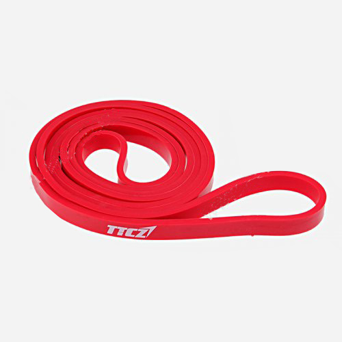 Resistance Bands Exercise Loop Crossfit Strength Training Fitness 2080*4.5*13 Red