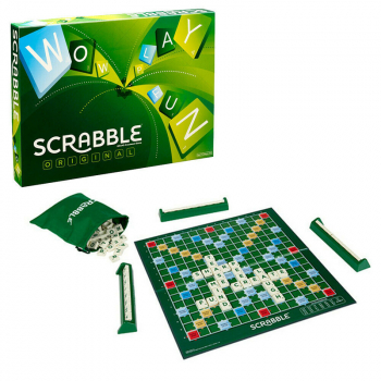 Scrabble Board Game for Family New Look Scrabble Game