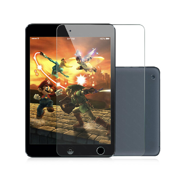 Straight Edge Premium 9H Tempered Glass Screen Protector for iPad Air