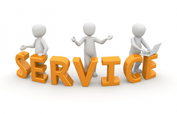 Service Fee for label and packaging service