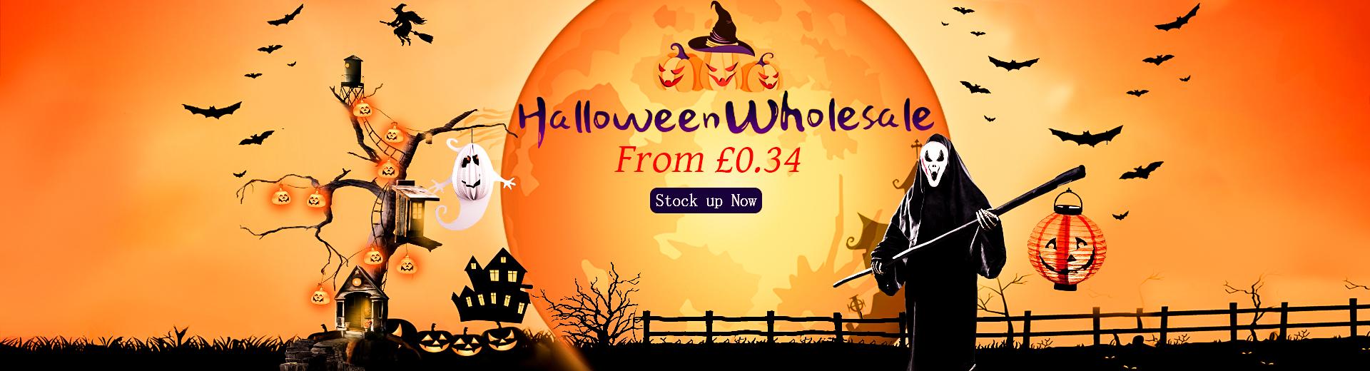 Halloween Wholesale
