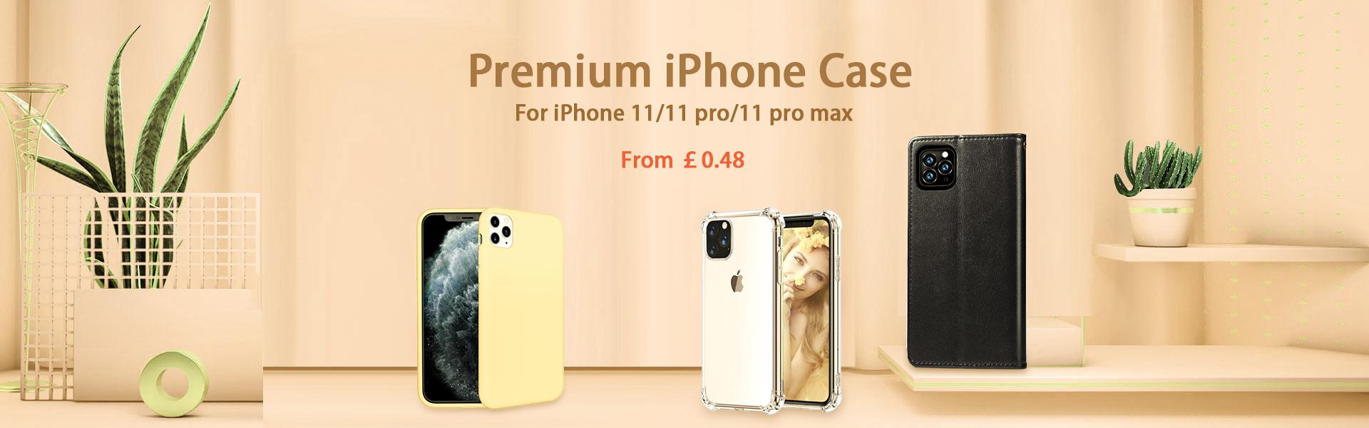 Premium iPhone 11 Case