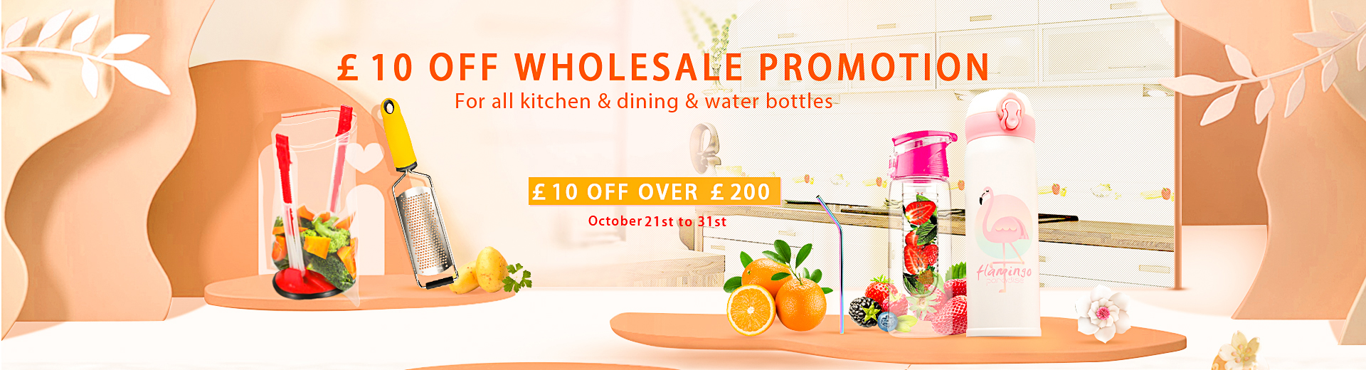 Kitchen-Dining Wholesale Promotion