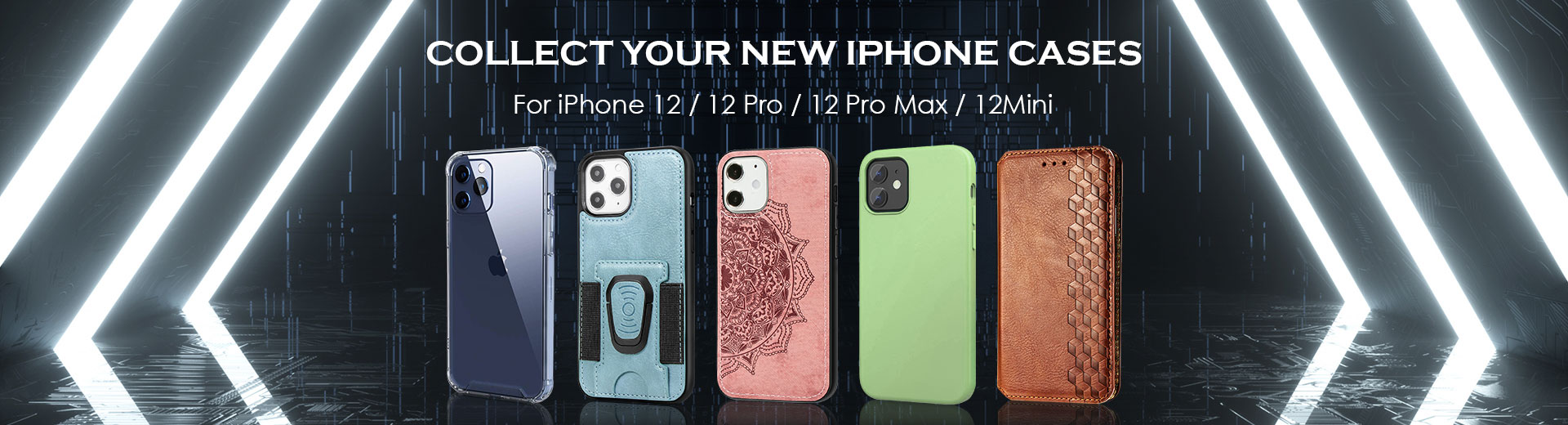 iPhone 12 Phone Cases