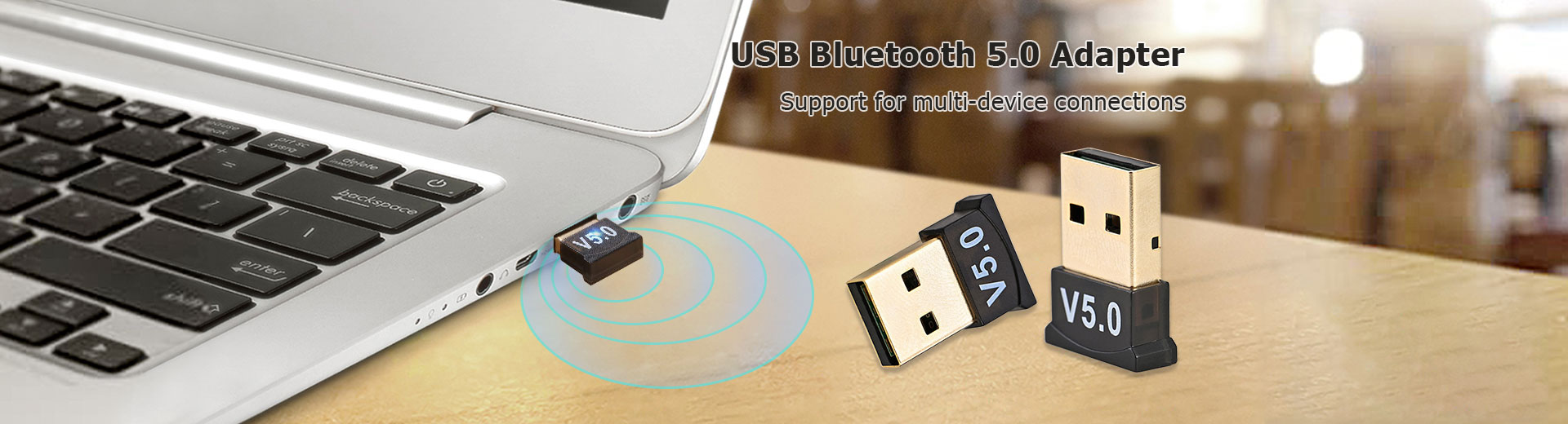 USB Bluetooth 5.0 Adapter
