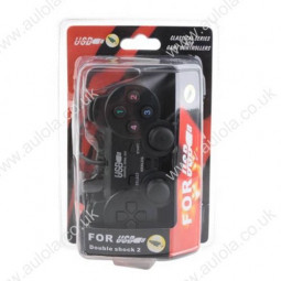 New USB Double Shock 2 Game Controller PC Pad Joypad