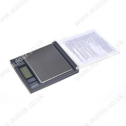 2000g x 0.1g CD Style Digital Jewelry Scale