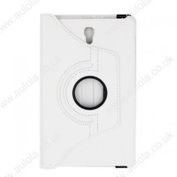 360 Rotation Case Cover for Samsung T700- White