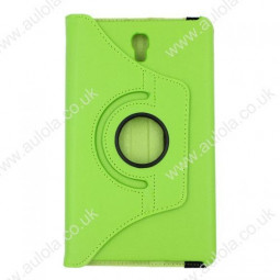 360 Rotation Case Cover for Samsung T700- Law Green