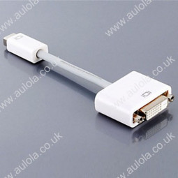 Mini DVI to DVI Converter Adapter Cable for Macbook