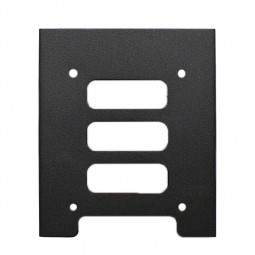 2.5 to 3.5 Inch SSD Metal Hard Drive Mount Bracket Adapter