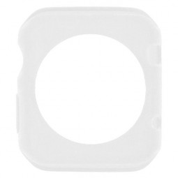 TPU Protective Case for Apple Watch 38mm - Transparent