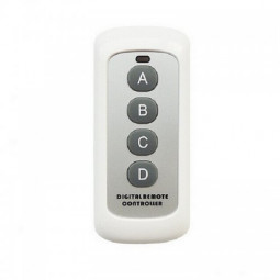 4 Keys Smart Digital Remote Control Switch Controller