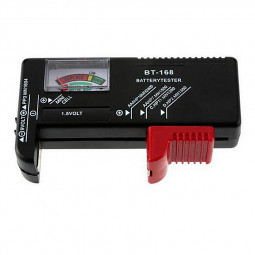 Universal Battery Tester Button Cell Checker Volt Tester