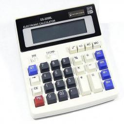 200ml Desk Calculator Jumbo Large Buttons Desktop Counter