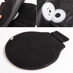 Car Seat Rotate Decor Covers Anti-slip Chair Soft Cushions