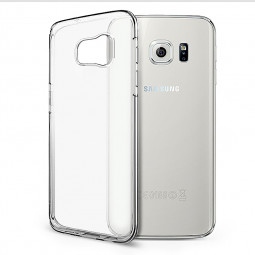 Soft Silicone TPU Ultra Thin Clear Transparent Case Skin for Samsung Galaxy S7 Edge