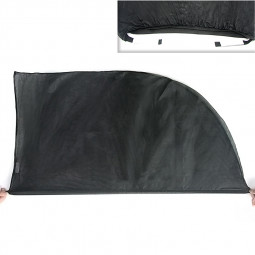 Anti-UV Car Side Window Sun Shade Visor Sun Block Cover 126x52CM