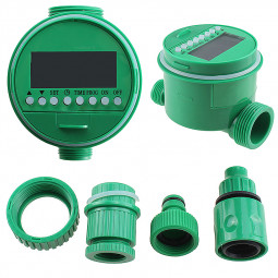 Automatic Garden Irrigation System Electronic LCD Screen Water Timer Sprinklers