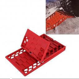 Foldable Non-Slip Snow Mud Car Auto Tire Traction Mat