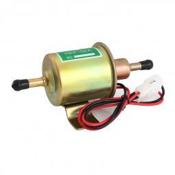 Universal 12v Petrol Gas Fuel Pump Inline Electric Pump - Gold