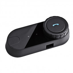 Motorbike Bluetooth Handsfree Headset Earphone High Stereo Headphone - EU Plug