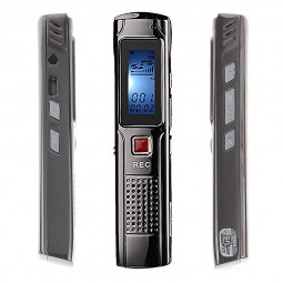 8G Voice Audio Recorder MP3 Player Playback Digital Sound Recorder Pen