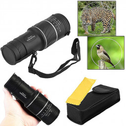 Day and Night Vision 30x52 HD Optical Monocular Telescope for Hunting Hiking Camping