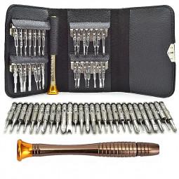 29 in 1 Mobile Phone Repair Tool Kit Screwdriver Set for iPhone 4 5 6 iPad iPod