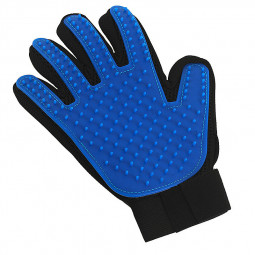 Dog Cat Grooming Glove Dirt Hair Remover Brush Glove only Right Hand Mitten for Pets
