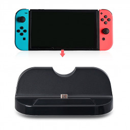 Nintend Switch Controller Charging Dock Charger for NS N-Switch Console