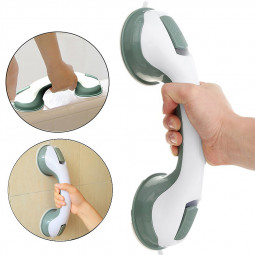 Bathroom Supply Grab Handle Suction Bath Shower Safety Grip Handle