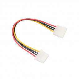 4Pin IDE MOLEX Male to Female PC Power Supply Extension Cable