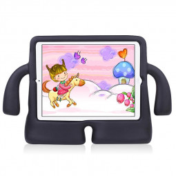 Kids Toddler Universal Shockproof EVA Foam Stand Tablet Case for iPad Mini 1/2/3/4 - Black