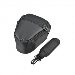 Triangle Digital DSLR SLR Camera Lens Shoulder Case Bag For Nikon Canon