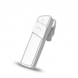 A7 Smart Stereo Bluetooth Headset Hands-Free Wireless Headphone Earphone with Mic - White