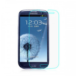 Straight Edge Premium 9H Tempered Glass Screen Protector for Samsung S3/9300