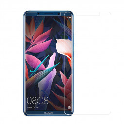Huawei Mate 10 Pro 9H Hardness Shockproof Clear Tempered Glass Screen Protector