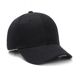 Funky Hip Hop Baseball Cap Unisex Retro Vintage Classic Running Golf Sports Sun Hats - Black