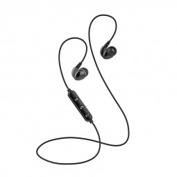 T2 Bluetooth 4.2 Sports Headset Wireless Headphone Earphone for Gym Running with Mic - Grey