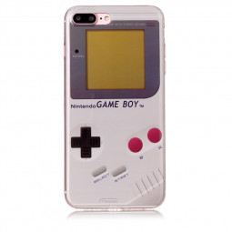 iPhone Game Console Printed Rubber Case Soft TPU Protective Cover for iPhone 7/8 Plus