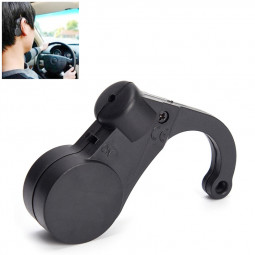 Car Driver Safe Device Anti Sleep Drowsy Keep Awake Alarm Alert - Black
