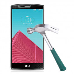 LG G4 Ultra HD Clarity Shatter-Proof Tempered Glass Screen Protector