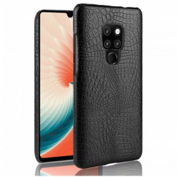 Vintage Hard PC Crocodile Patterned Hard Shell Case Protective Cover for Huawei Mate 20X - Black